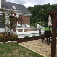 Decking and Patio Fayetteville, TN